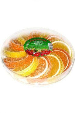 Мармелад Дольки - лимон и апельсин