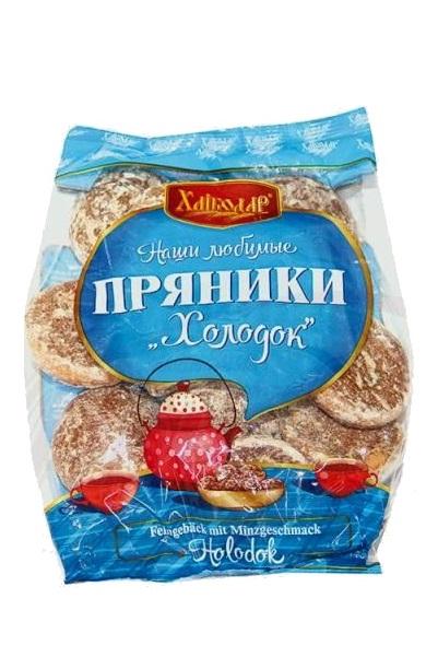 Medenjak z okusom mete Holodok, 400g. Ukrajina z dostavo v Sloveniji