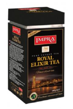Чай черный IMPRA, Royal Elixir