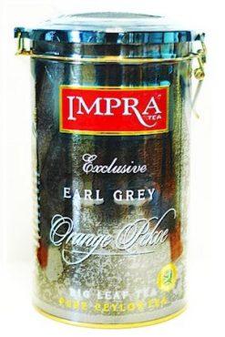 Чай черный IMPRA Earl Grey