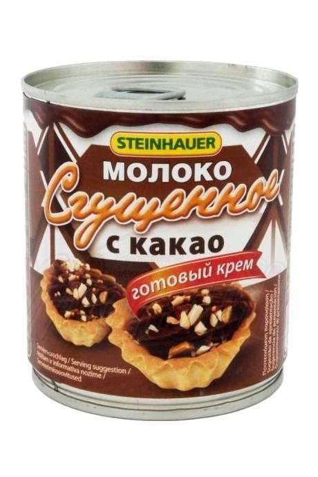 Сгущенное молоко с какао, 397г., Голландия с доставкой по Словении