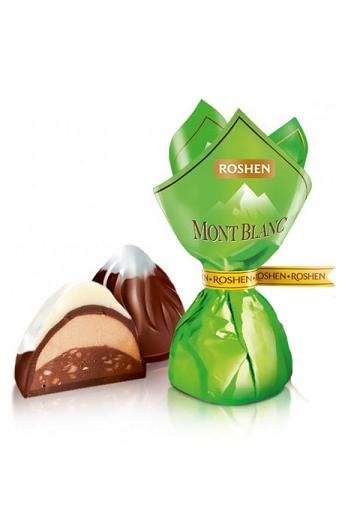 Конфеты Монблан с лесным орехом