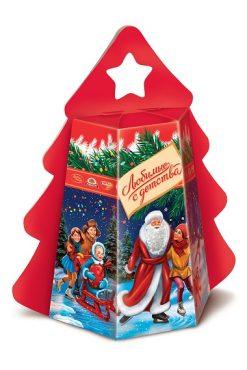 Новогодний подарок Любимые с детства, Сказка