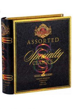 Чайная коллекция Basilur Specialty Classics