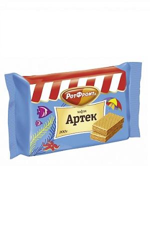 Вафли Артек, Рот Фронт