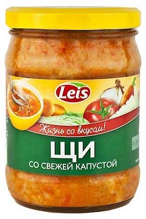 Ruska juha Šči z zeljem, 480g. Litva z dostavo v Sloveniji