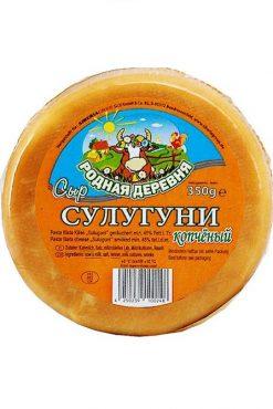 Сыр Сулугуни копченый, 350г