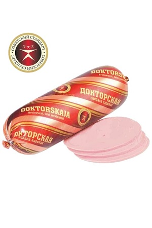 Колбаса Докторская, 700г.