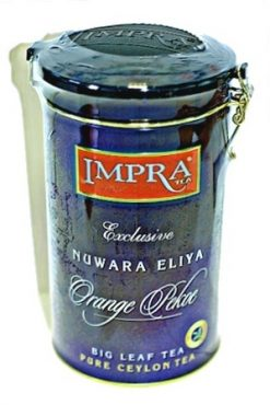 Чай черный IMPRA Nuwara Eliya