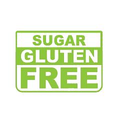 brez sladkorja in glutena