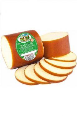 Копченый сыр Колбасный