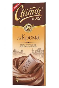 Шоколад Ла Крема, Свiточ