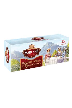 Čaj črni ceylonski Visokogorni TM Majski, 25/1,5g. z dostavo v Sloveniji