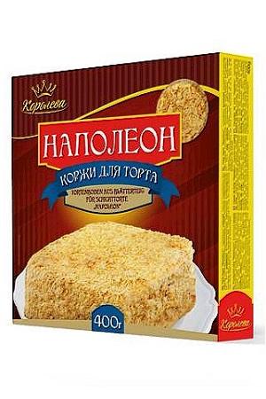 Listi za torto Napoleon, 400g. Ukrajina z dostavo v Sloveniji
