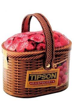 Чай цейлонский Типсон Basket Raspberry