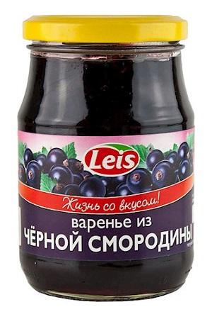 Džem črni ribez, po ruskemu receptu, brez želirnega sredstva, 430g., Litva z dostavo v Sloveniji