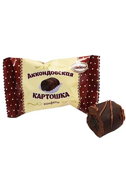 Аккондовская картошка, Россия, товар весовой с доставкой по Словении