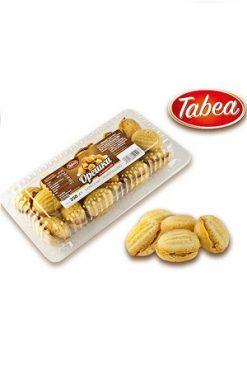 Печенье Орешки с вареной сгущенкой