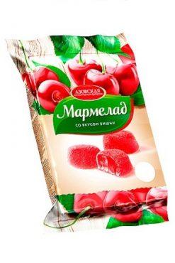 Мармелад со вкусом вишни