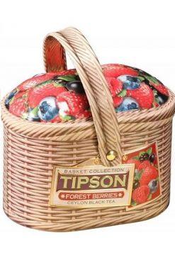 Чай цейлонский Типсон Basket Лесные ягоды
