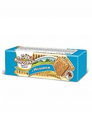 Печенье Коровка со вкусом молока