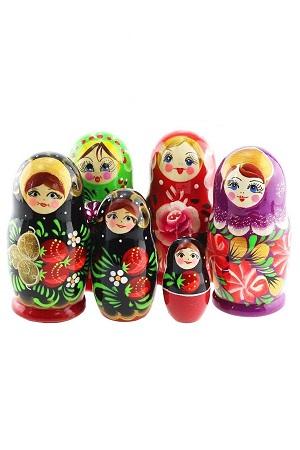 Matrjoška mix, navadna, 3 lutke, Rusija z dostavo v Sloveniji