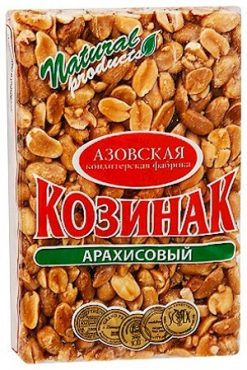 Козинак арахисовый