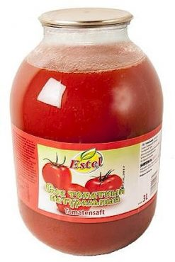 Paradižnikov sok 100%, 3L