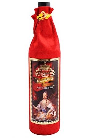 Вино Кагор Екатерина 0,75л, 11%, Молдавия с доставкой по Словении