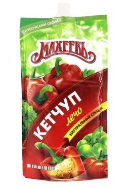 Кетчуп Лечо, натуральные специи