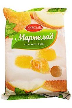 Мармелад со вкусом лимона