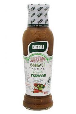 Ткемали, соус зеленый острый