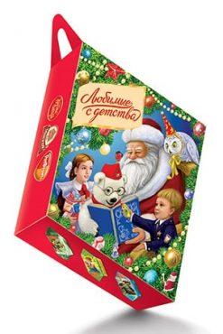 Новогодний подарок Любимые с детства: ЗдрастеСласти