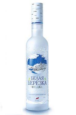 Водка Белая Береза Премиум, 0,5л.