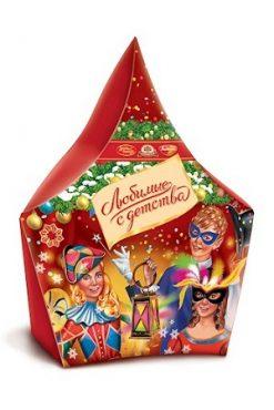 Новогодний подарок Любимые с детства, Маскарад