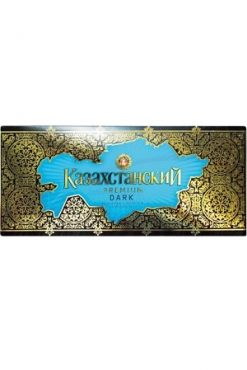 Шоколад Казахстанский, темный