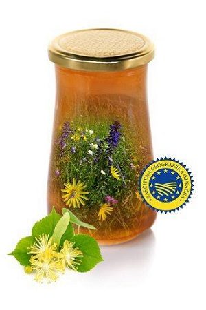 Alpski gozdni med domači, 900g, Slovenija z dostavo v Sloveniji
