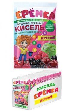 Кисель Еремка плодово-ягодный