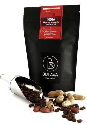 Kava INDIA Mysore Nuggets Extra Bold 250g. Bulava Kavni Atelje z dostavo v Sloveniji