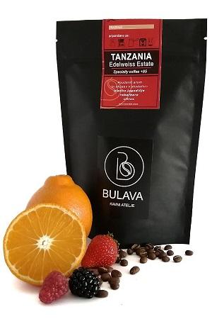 Kava TANZANIA Edelweiss Estate, 250g., Bulava Kavni Atelje z dostavo v Sloveniji