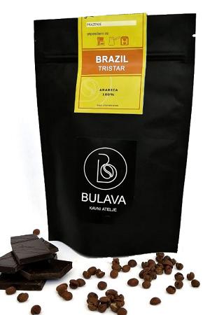 Kava Brazilija Tristar, 250g., Bulava Kavni Atelje z dostavo v Sloveniji