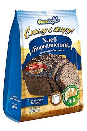 Gotova zmes za peko Kruh Borodinskij, 500g z dostavo v Sloveniji