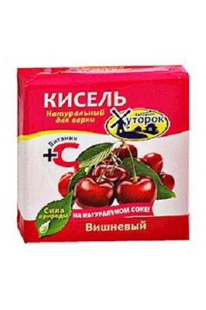 Tradicionalni Ruski napitek Kiselj višnja, 180g., Rusija z dostavo v Sloveniji