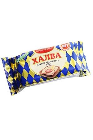 Halva sezamova z arašidi, 250g Rusija z dostavo v Sloveniji