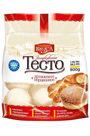 Дрожжевое тесто Традиции Вкуса, 800г. Молдова с доставкой по Словении