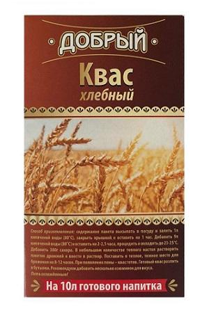 Квас сухой хлебный Добрый, 225г., Украина с доставкой по Словении