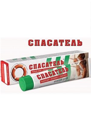 Krema Reševalec Ribje Olje+Vitamin E+Rakitovec, 50g Poljska z dostavo v Sloveniji