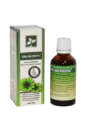 Валакордин, растительный препарат, 50мл. Германия с доставкой по Словении