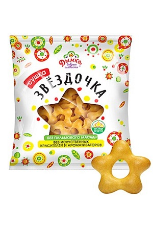 Preste Zvezdice Dimka, 200g Rusija z dostavo v Sloveniji