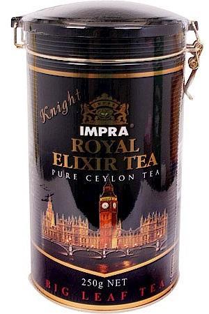 Čaj črni IMPRA, Royal Elixir, 250g. Ceylon z dostavo v Sloveniji